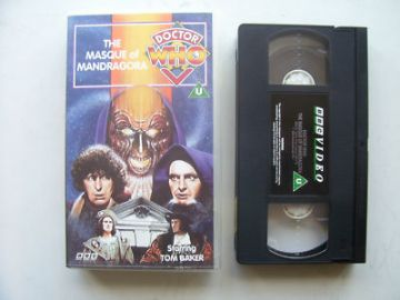 Doctor  Who The Masque of Mandragora Tom Baker